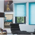 Эффектный и практичный дизайн — рулонные шторы