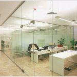 Офисные перегородки — легкие каркасные элементы