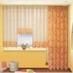Оригинальные шторы в любую комнату и кухонные занавески