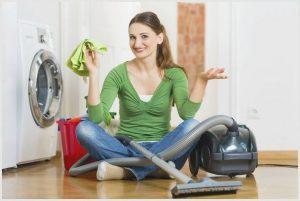 Быстрая уборка квартиры после ухода гостей