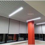 Подвесные офисные светильники