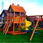 Что должно быть на детской игровой площадке?