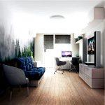 Современные стили для дизайна интерьера