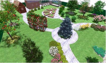 Ландшафтная фирма предлагает вам возможность быстрой и безопасной пересадки деревьев и кустарников