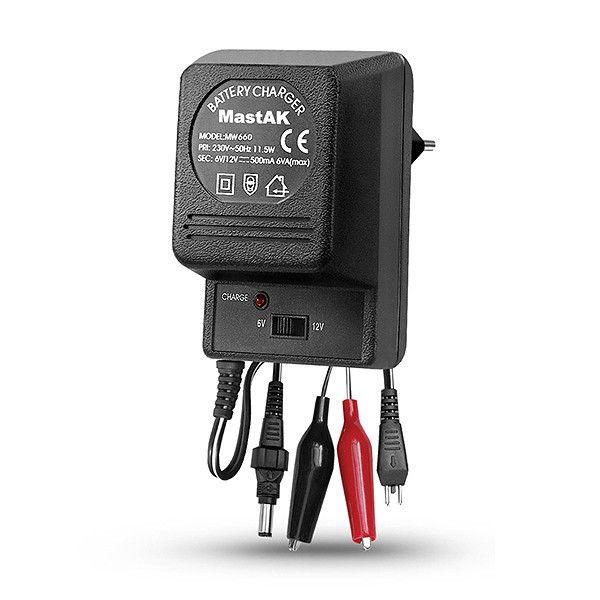 Зарядные устройства для аккумуляторов на 12В