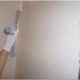 Как шпаклевать стену под обои