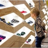 Оформляем стильный дизайн магазина детской обуви
