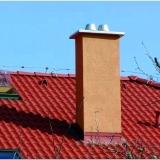 Чистый дымоход – залог качественной работы печи в загородном доме