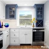 Дизайн красивых маленьких кухонь : фото, советы, особенности