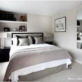 Уютная и стильная спальня площадью 13 квадратных метров: правильное оформление
