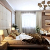 Спальня в частном доме: идеальное оформление