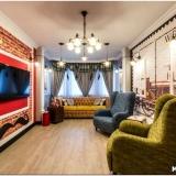 10 Вариантов дизайна стены с телевизором в гостиной