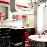 Достойное украшение любого дома – люстра для кухни. примеры с фото