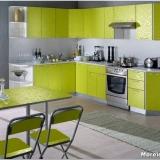 Оливковый цвет в интерьере квартиры: особенности использования и интересные приёмы