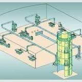 Проектування пневмотранспорту вiд компанii «Вент-заводи».