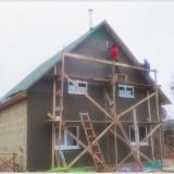 Популярні матеріали для утеплення фасадів
