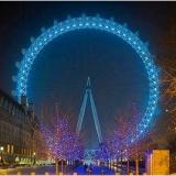 Уличные фонари Лондона управляются с помощью с iPad