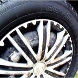 Чернение шин и пластиковых деталей автомобиля