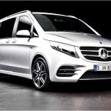 Электрический шаттл — Mercedes-Benz eVito