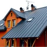 Металлическая крыша со стоячим фальцем. Традиционная технология в новом исполнении