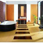 Что необходимо учесть при разработке дизайна пола в ванной комнате