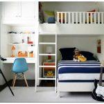 Детская кровать-чердак с фото вариантов в интерьере. как выбрать и какие преимущества такого исполнения