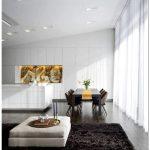 Дом с минималистичным дизайном