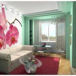 Интерьер маленькой гостиной – визитная карточка дома