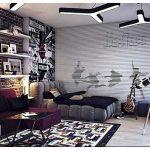 Интерьеры комнат для подростков — дизайн и фото