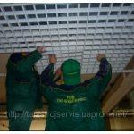 Металлические подвесные потолки – современный облицовочный материал