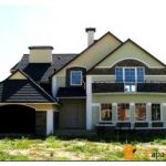 Особенности строительство каркасно-щитового дома
