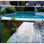 Преимущества и особенности пластиковых бассейнов
