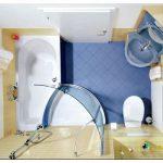 Семь с половиной художественных приёмов для создания стильного дизайна ванной комнаты