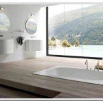 Ванна в полу — роскошь или неразумный каприз?