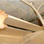 Подвесные потолки в квартире или в частном доме