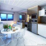 Дизайн кухни гостиной 30 кв.м — простор для фантазии