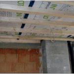 Гипсокартон в деревянном доме, особенности монтажа