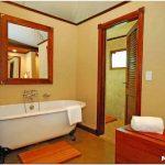 Основы дизайна и покраски стен в ванной комнате