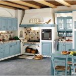 Особенности дизайна при оформлении кухни в стиле прованс