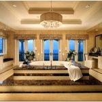 Варианты отделки ванной комнаты мраморной плиткой