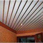 Стильный дизайн потолков на кухне своими руками