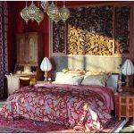 Восточный интерьер спальни: элегантность, сдержанность и загадочность