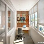Как выбрать дизайн и отделочные материалы для оформления лоджии