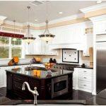 Дизайн и интерьер кухни в частном доме – краткий курс дизайнера