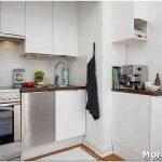 Очень маленькая кухня: секреты эргономичного дизайна рабочего помещения