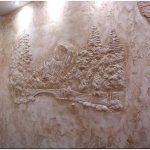 Венецианская штукатурка – иллюзия мрамора или произведение искусства?
