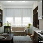 Как вписать спальное место в дизайн кухни?