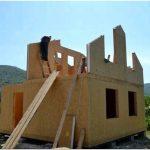 Каркасно щитовые дома. основы технологии возведения