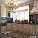 Элегантность, практичность и уют оригинальной ретро-кухни