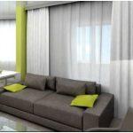 Дизайн маленькой однокомнатной квартиры для молодоженов